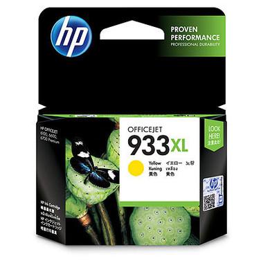 HP 933XL (CN056AA) Yellow Ink Cartridge - High Yield