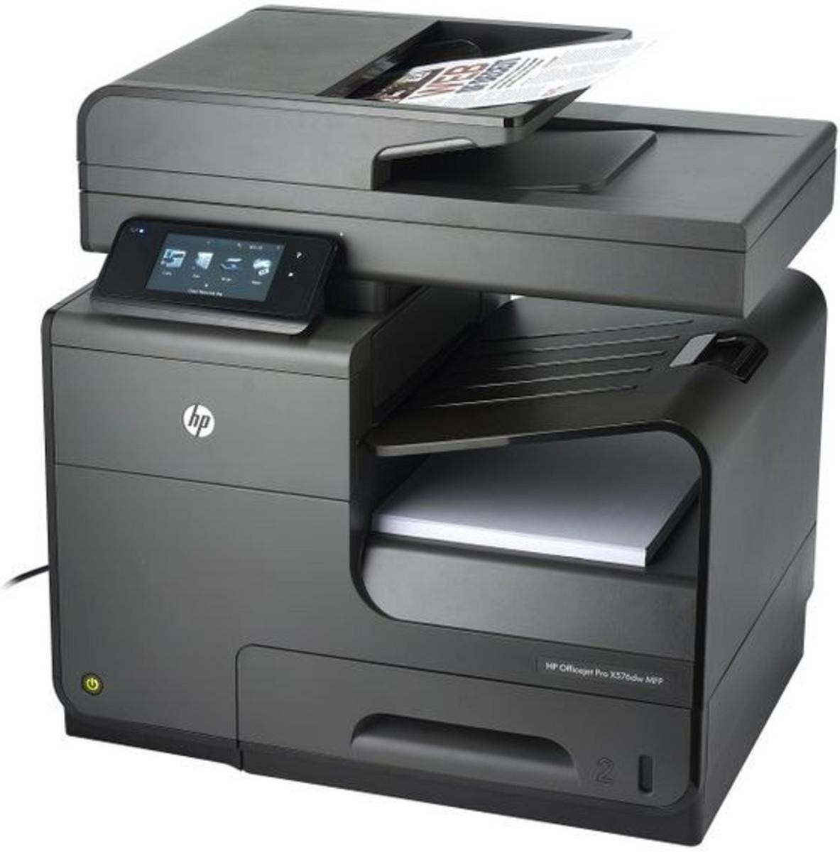 HP Officejet PRO X576dw Inkjet Printer