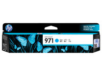 HP 971 Cyan Ink Cartridge (Original)