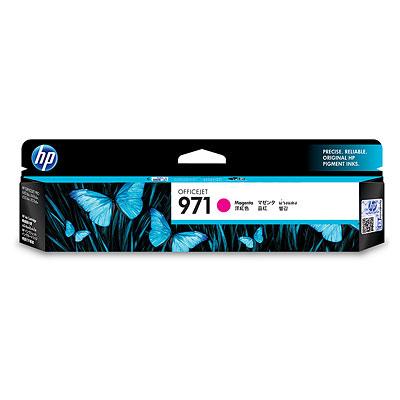 HP 971 Magenta Ink Cartridge (Original)