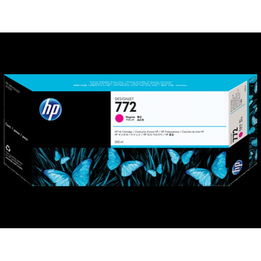 HP 772 Magenta Ink Cartridge (Original)