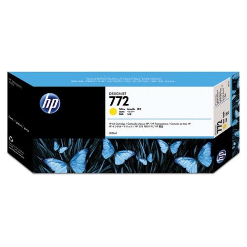 HP 772 Yellow Ink Cartridge (Original)