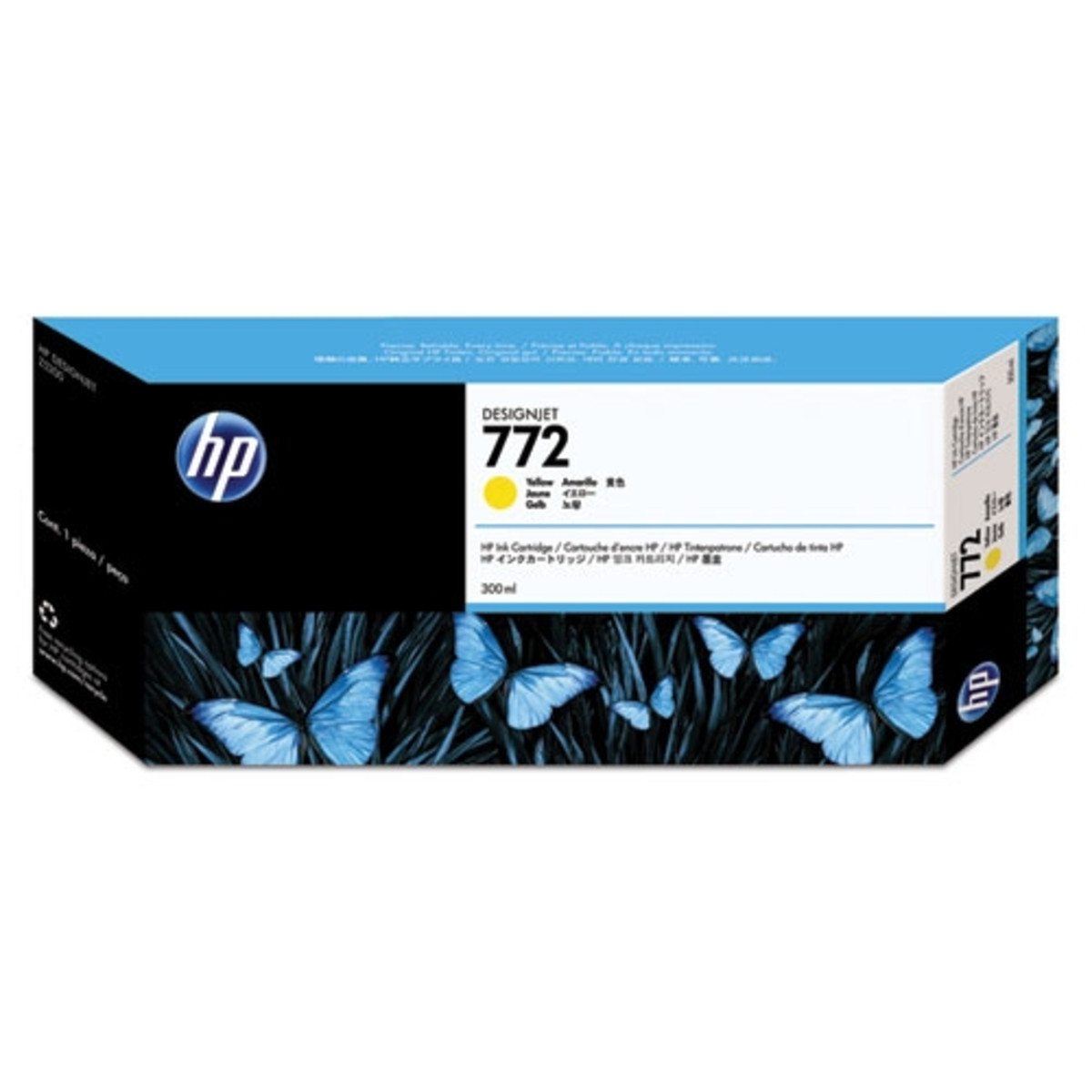 HP 772 (CN630A) Yellow Ink Cartridge
