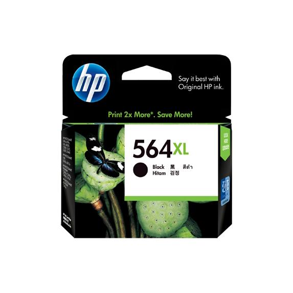 HP 564XL Black Ink Cartridge (Original)