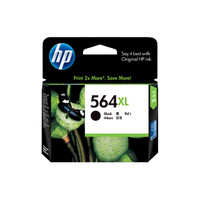 HP 564XL (CN684WA) Black Ink Cartridge - High Yield