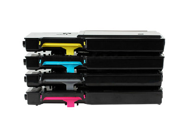 Xerox Toner Cartridges Value Pack - Includes: [1 x Black, Cyan, Magenta, Yellow]