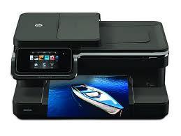 HP Photosmart 7510 Inkjet Printer