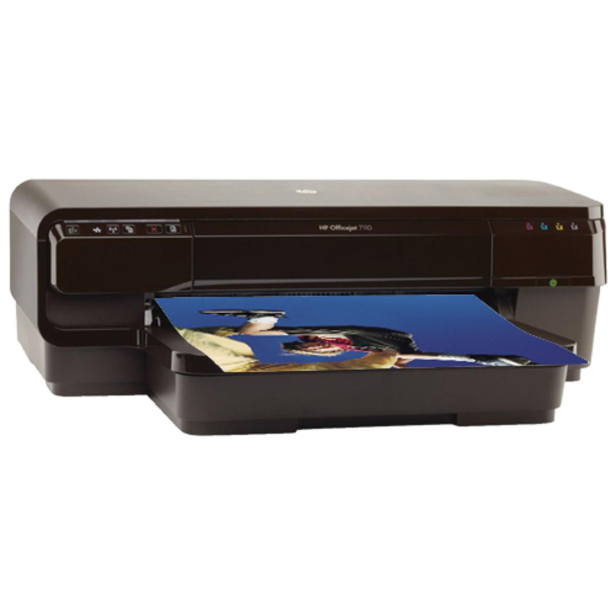 HP OfficeJet 7110 Inkjet Printer