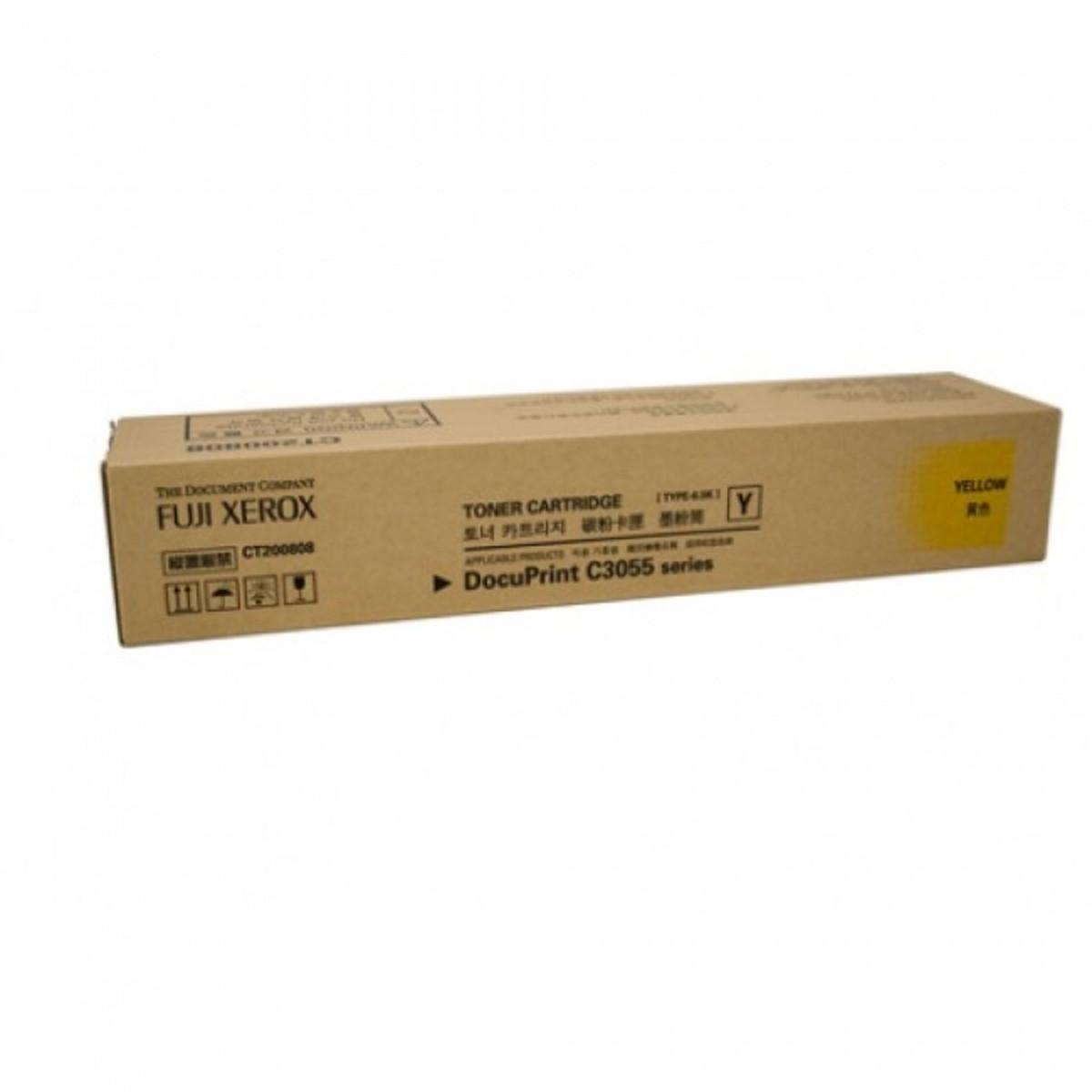 Xerox CT200808 Yellow Toner Cartridge