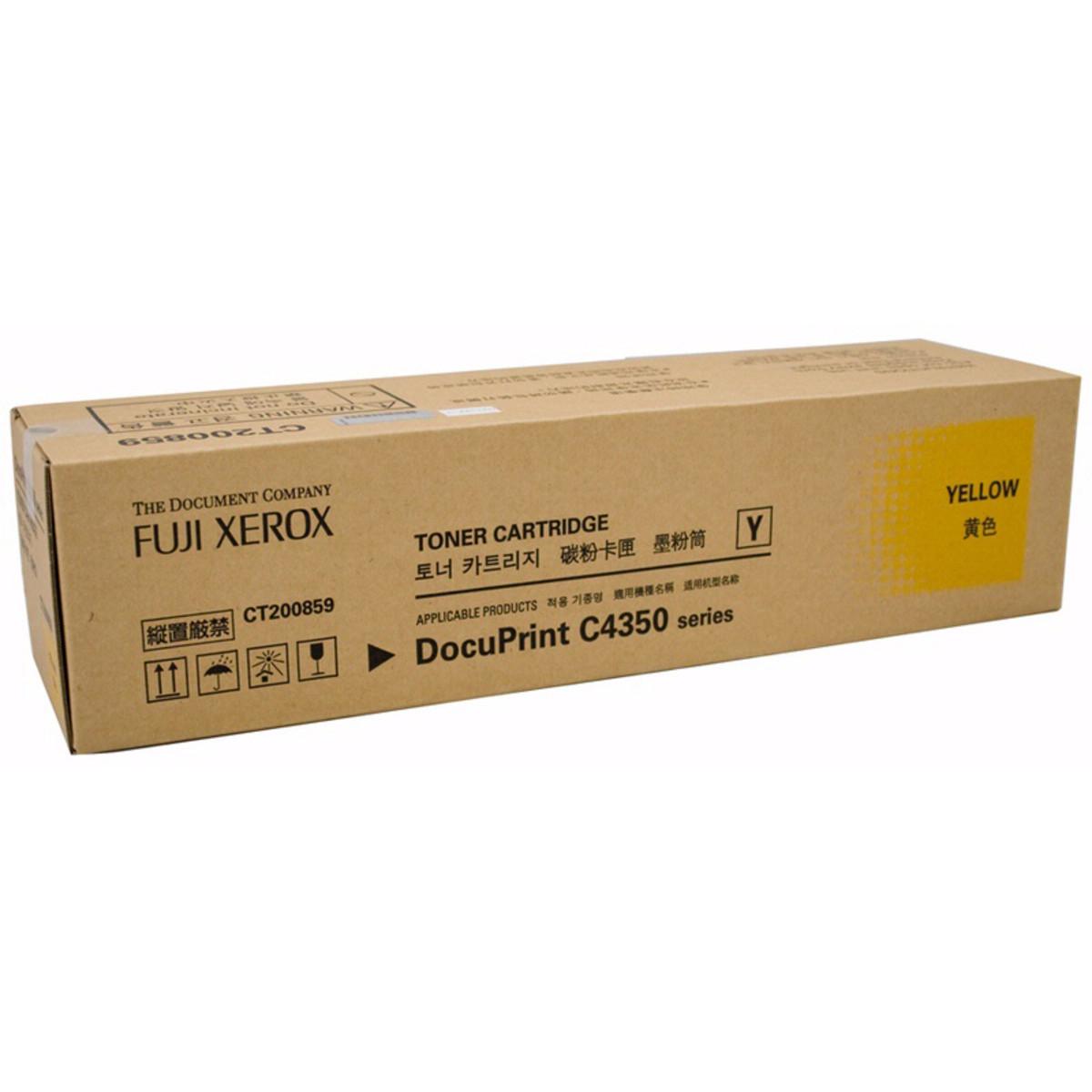 Xerox CT200859 Yellow Toner Cartridge