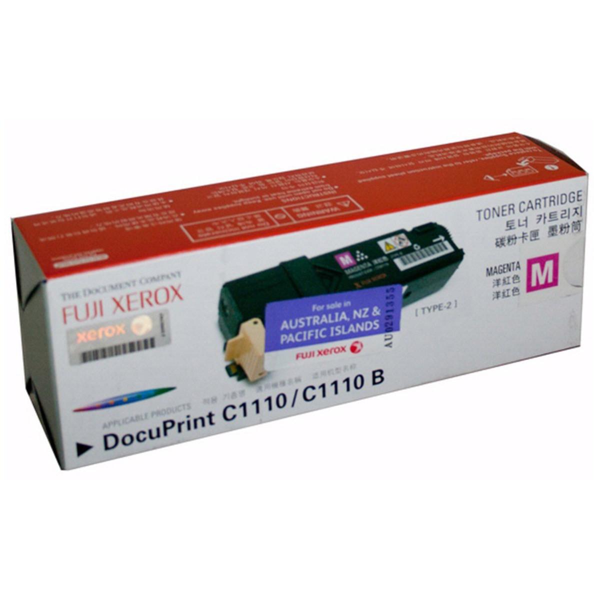 Xerox CT201116 Magenta Toner Cartridge