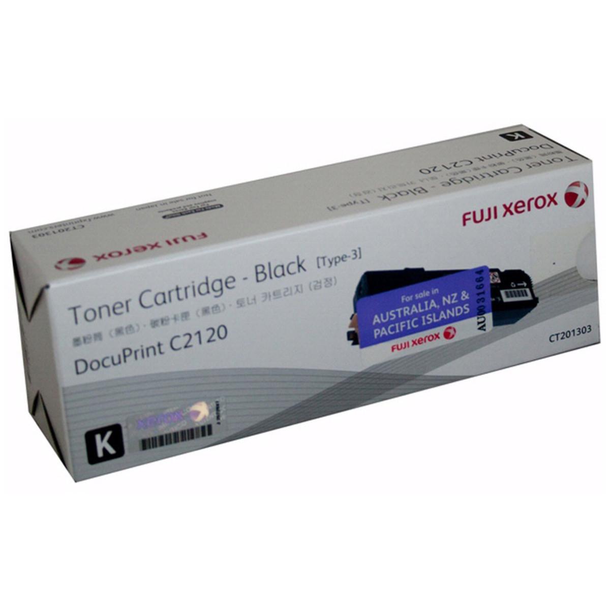 Xerox CT201303 Black Toner Cartridge