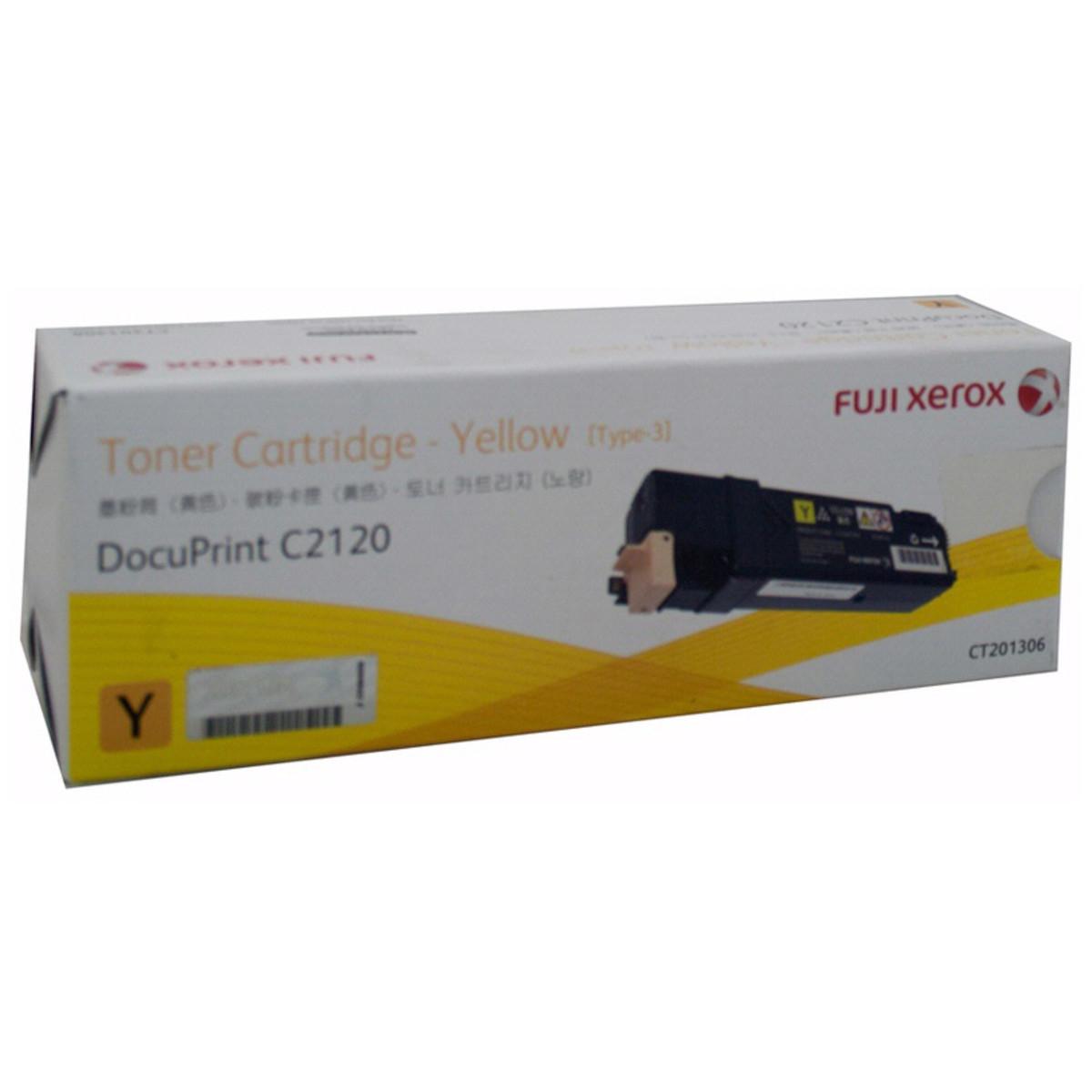 Xerox CT201306 Yellow Toner Cartridge