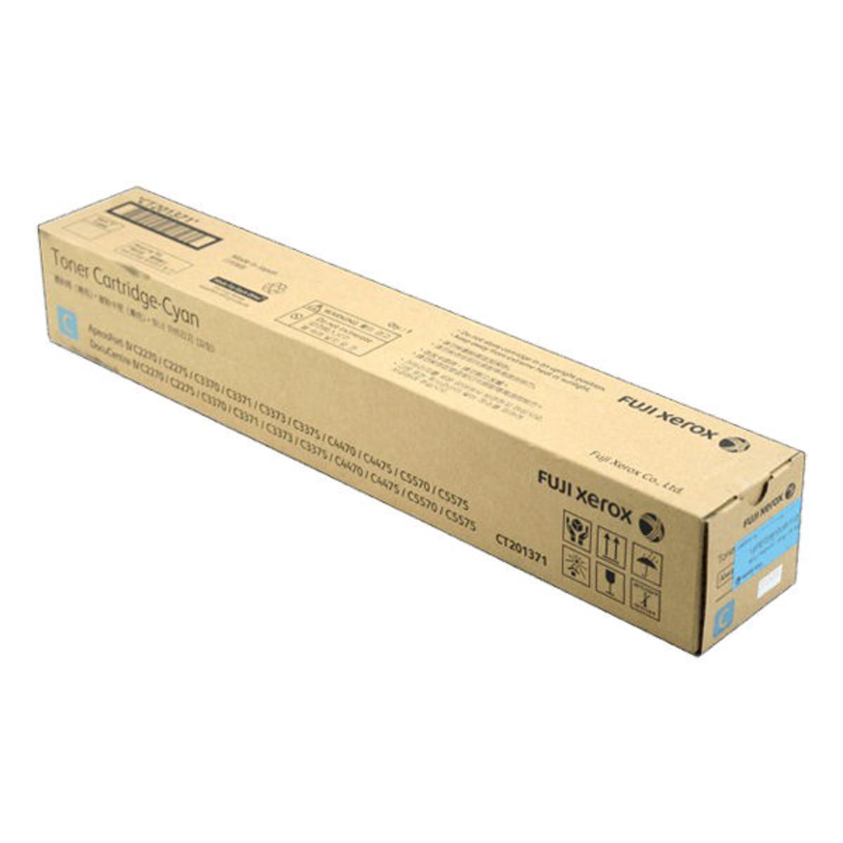 Xerox CT201371 Cyan Toner Cartridge