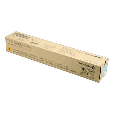 Fuji Xerox CT201373 Yellow Toner Cartridge