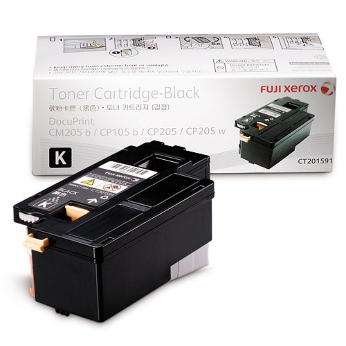 Xerox CT201591 Black Toner Cartridge