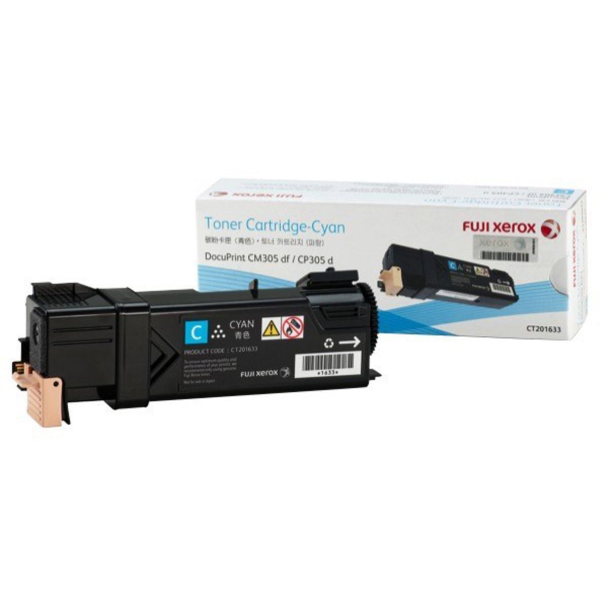 Xerox CT201633 Cyan Toner Cartridge