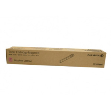 Fuji Xerox CT201666 Magenta Toner Cartridge