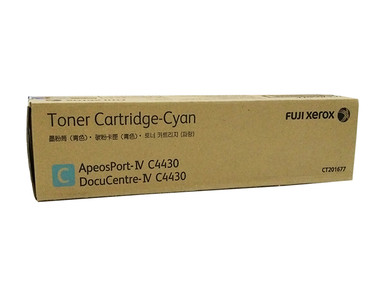 Xerox Cyan Toner Cartridge (Original)