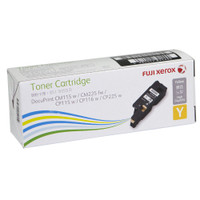 Fuji Xerox CT202267 Yellow Toner Cartridge
