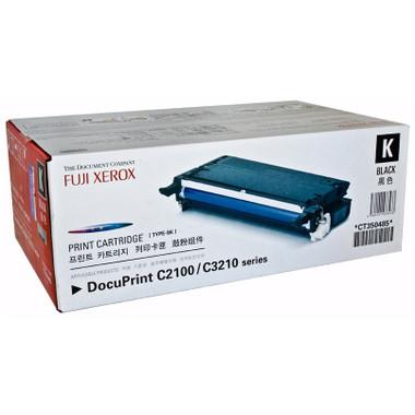 Fuji Xerox CT350485 Black Toner Cartridge - High Yield