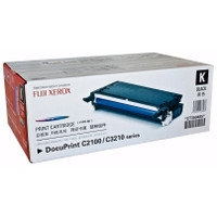Fuji Xerox CT350485 Black Toner Cartridge - High Yield