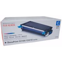 Fuji Xerox CT350486 Cyan Toner Cartridge - High Yield