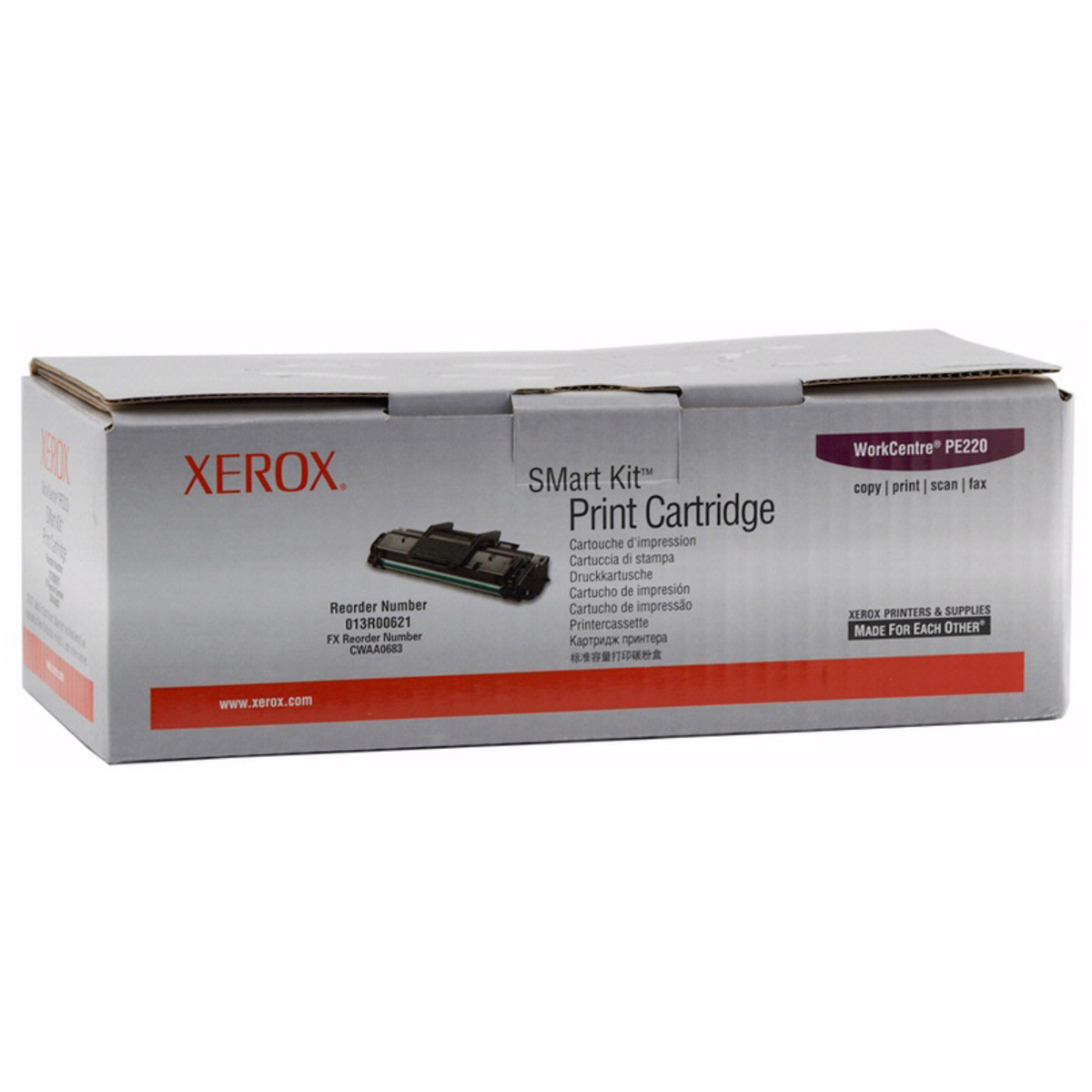 Xerox CWAA0683 Black Toner Cartridge
