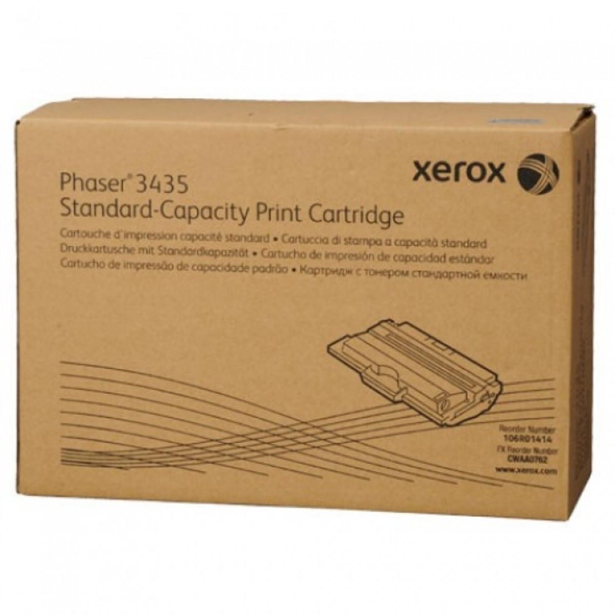 Xerox CWAA0762 Black Toner Cartridge