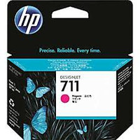HP 711 (CZ131A) Magenta Ink Cartridge - 29ml