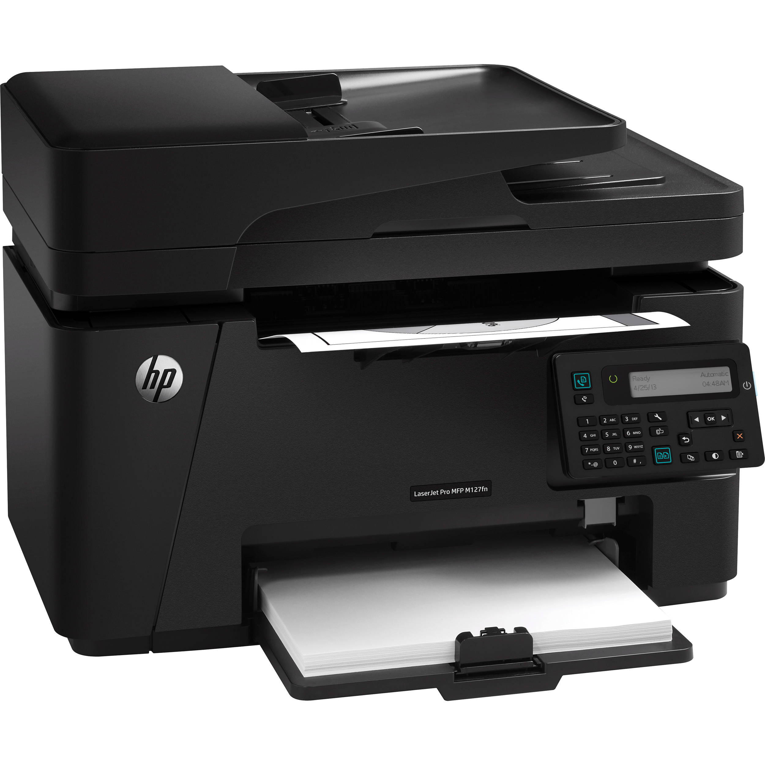 HP LaserJet Pro M127fn Laser Printer