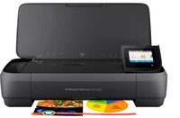 HP OfficeJet 250 Mobile All-in-One Inkjet Printer