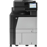 HP Colour LaserJet Enterprise Flow M880z+ Laser Printer