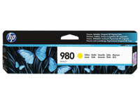 HP 980 (D8J09A) Yellow Ink Cartridge