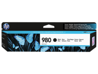HP 980 (D8J10A) Black Ink Cartridge
