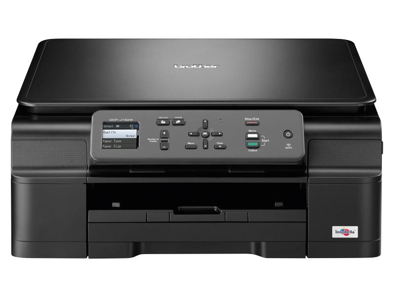 Brother DCPJ152W All in One Inkjet Printer
