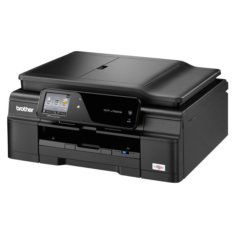 Brother DCPJ752DW All in One Inkjet Printer