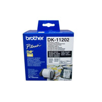 Brother DK11202 White Labels - 62x100mm
