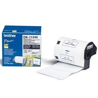 Brother DK11240 White Labels - 102x51mm