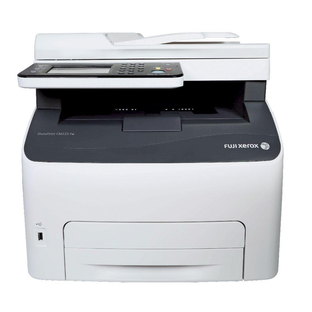Fuji Xerox CM225FW Colour Laser Printer