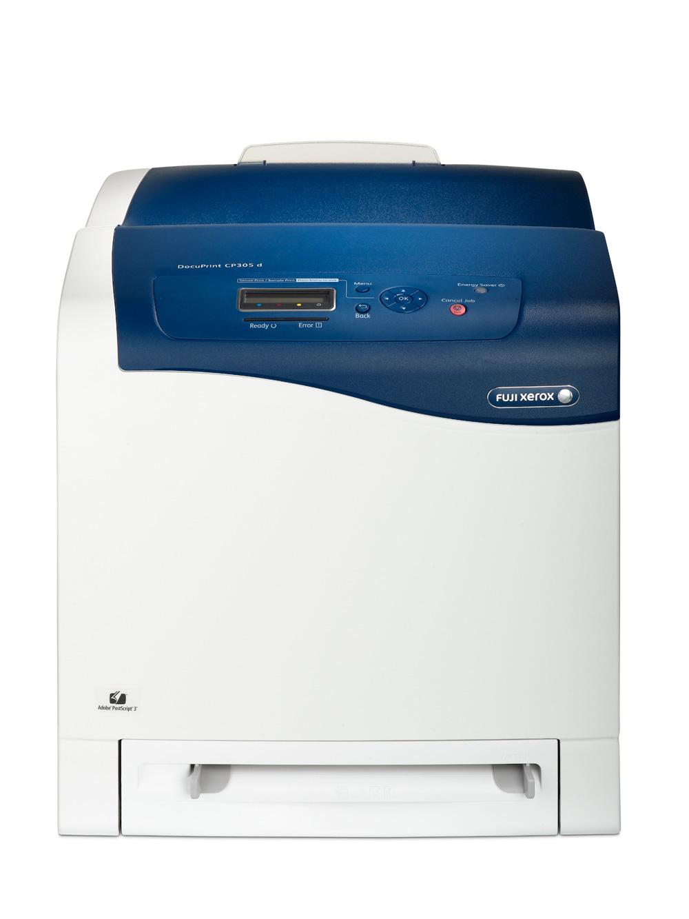 Fuji Xerox DocuPrint CP305d Colour Laser Printer