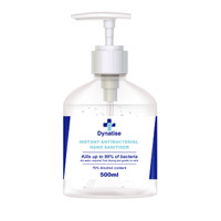 Dynatise Hand Sanitiser Gel - 500ml