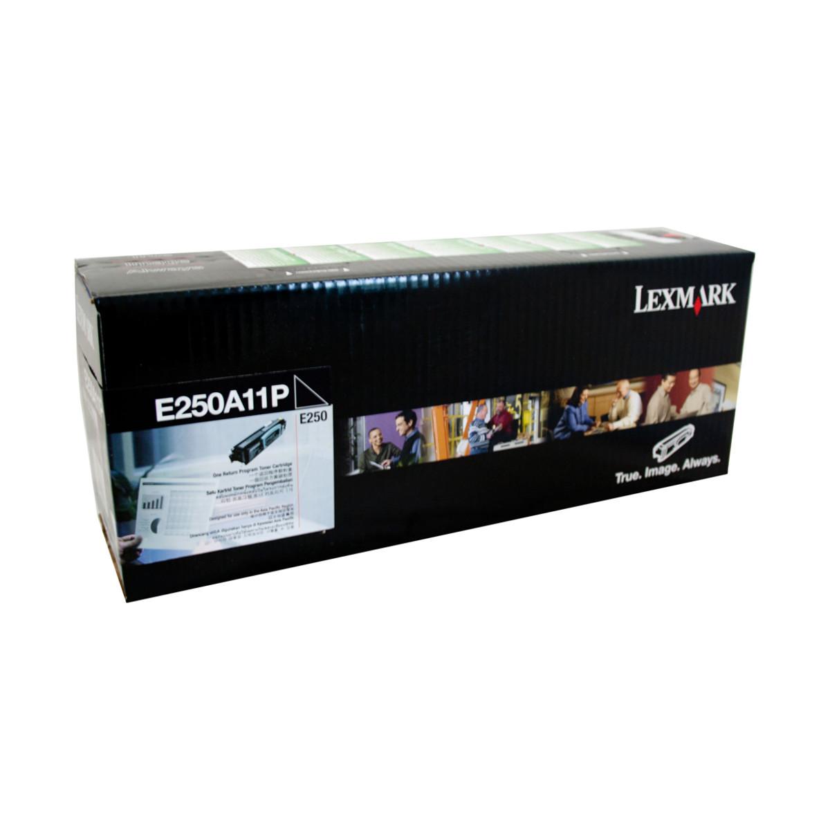 Lexmark E250A11P Prebate Toner Cartridge
