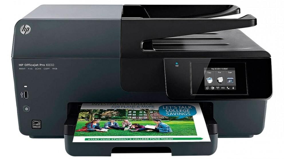 HP Officejet Pro 6830 Ink