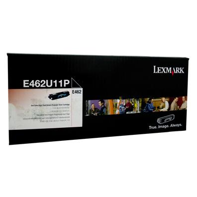 Lexmark E462 Black Toner Cartridge (Original)