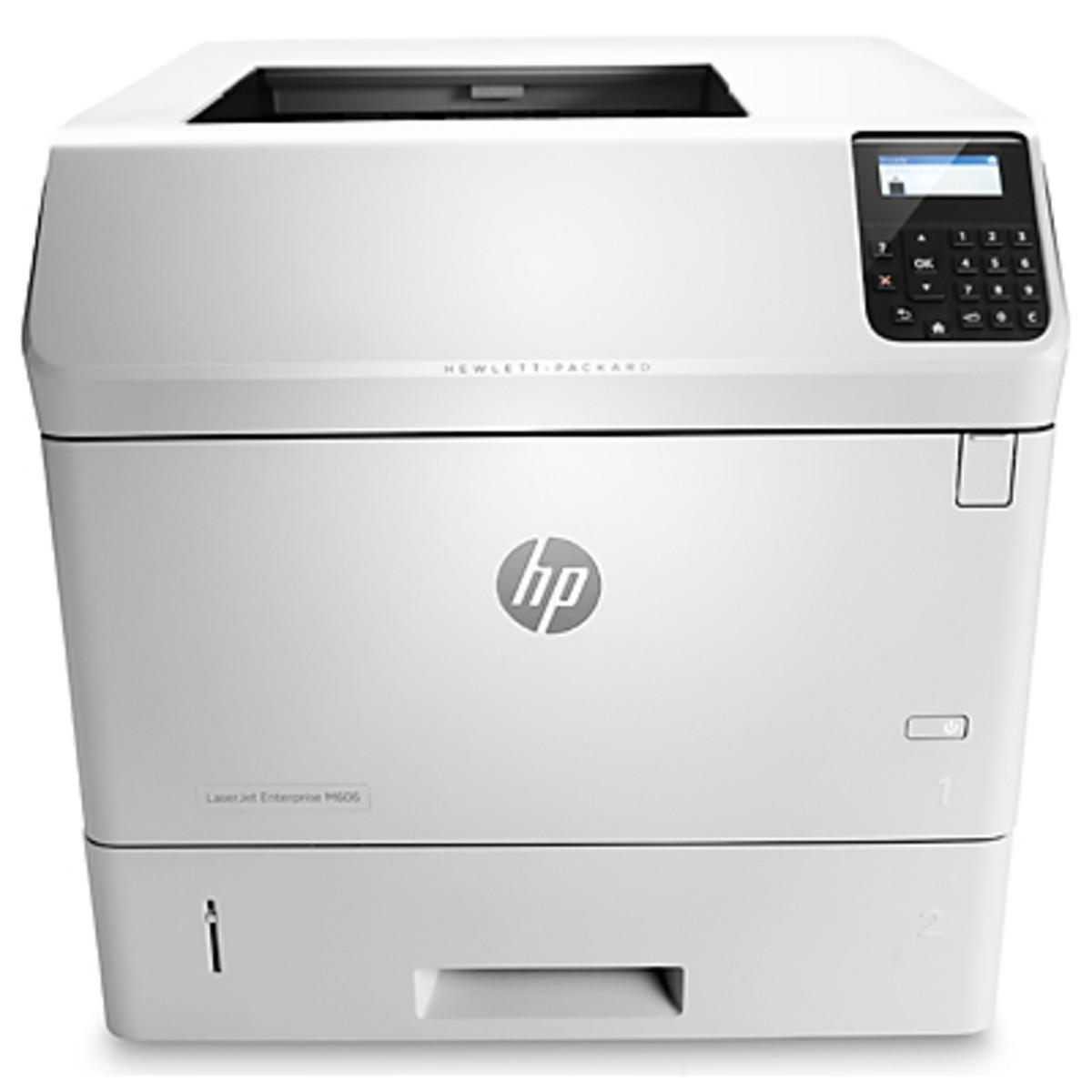 HP LaserJet Pro M605dn Printer