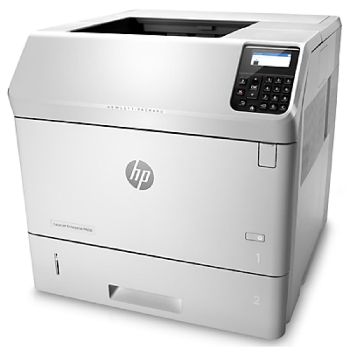 HP LaserJet Pro M606dn Printer