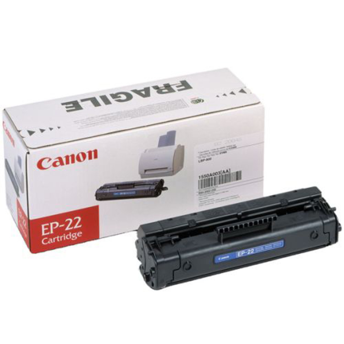 Canon EP-22 Black Toner Cartridge