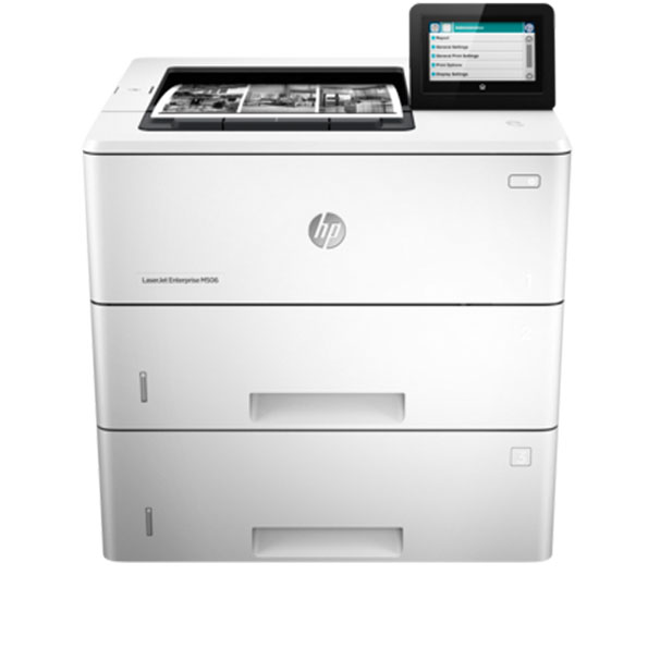 HP LaserJet Pro M506x Printer