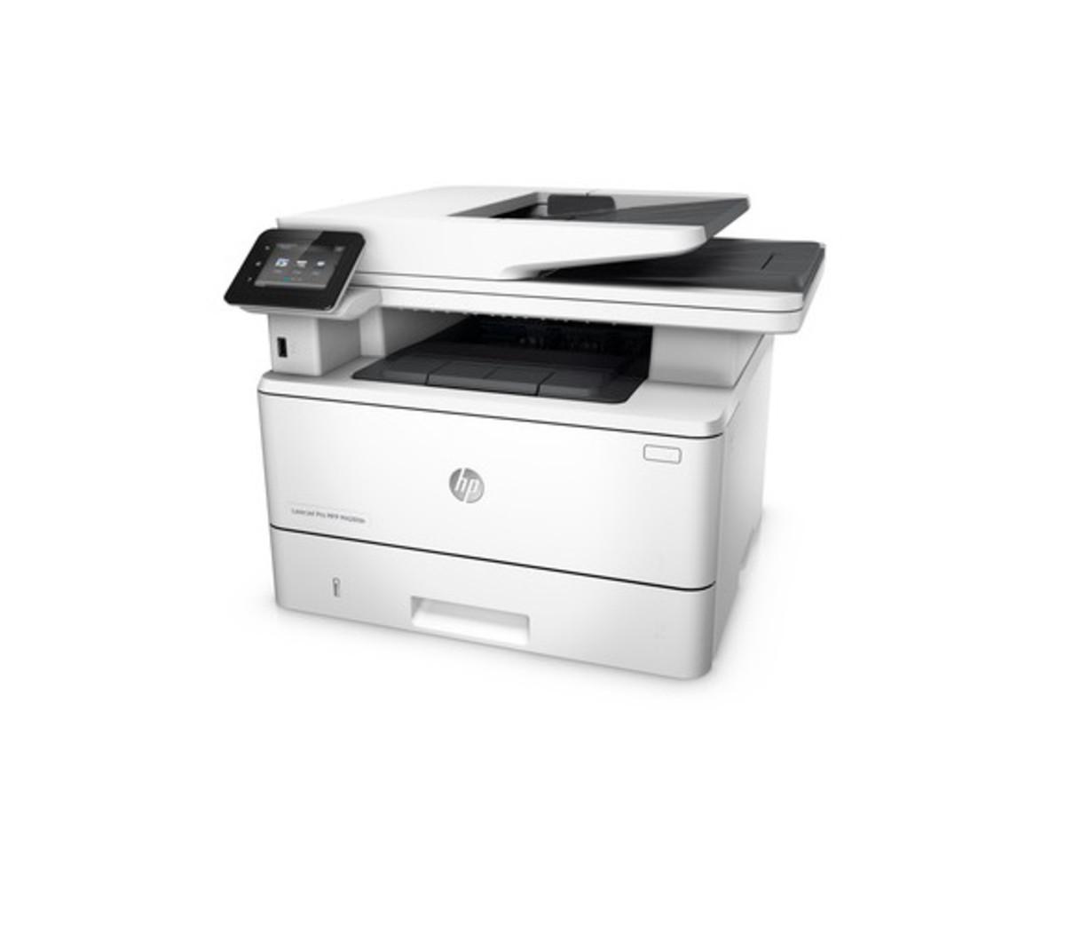 HP LaserJet Pro M426fdn Printer - Bonus Gold Class Movie Tickets